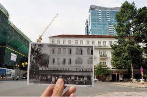 Sài Gòn Xưa và Nay Góc nhìn qua bưu ảnh xưa