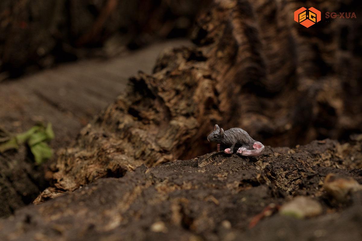 Chuột nhắt – Mô Hình Sài Gòn Xưa