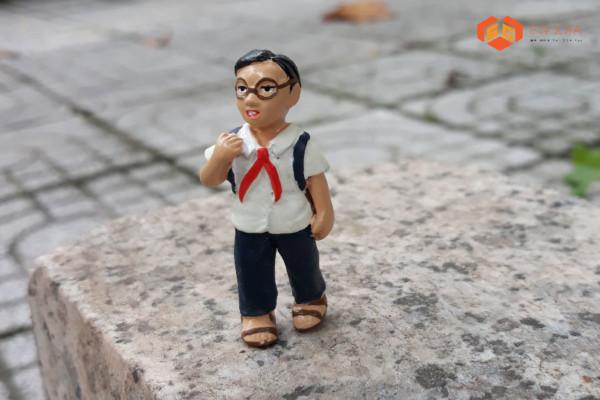 Học Trò – Mô Hình Sài Gòn Xưa